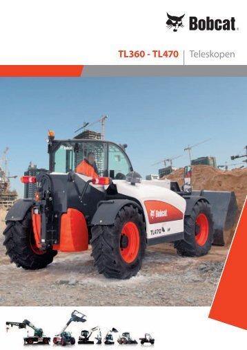 TL360-TL470 - Brochure - Bobcat.eu