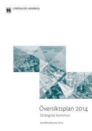 Översiktsplan 2014 Strängnäs kommun Samrådshandling 2013-06-03