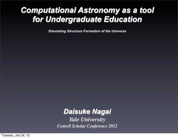 View Presentation (PDF, 810KB)