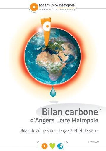 Bilan carbone™ - Observatoire des Plans Climat-Energie Territoriaux