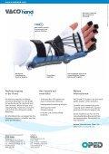 Verletzungen an der Beugesehne effektiver und ... - VACO®hand - Seite 2