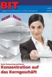 Artikel als PDF - BIT Fachzeitschrift für Dokumenten-Technologien