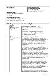 Protokoll.pdf - Ortsamt Borgfeld