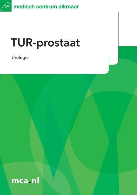 TUR-prostaat - Mca