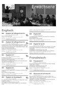 KURSPROGRAMM Frühjahr 2007 - VHS Horn - Page 5