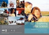 Exploring polar science