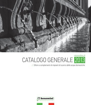 CATALOGO GENERALE 2013 - Delta Term