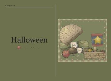 Halloween - Priscilla's Crochet