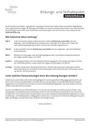 Schülerbeförderung Nicht barrierefrei, Merkblatt, PDF , 32.2 KB