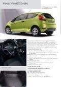 Brochure Fiesta Van (PDF) - Ford - Page 6