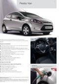 Brochure Fiesta Van (PDF) - Ford - Page 7