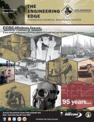 95 years... - Edgewood Chemical Biological Center - U.S. Army