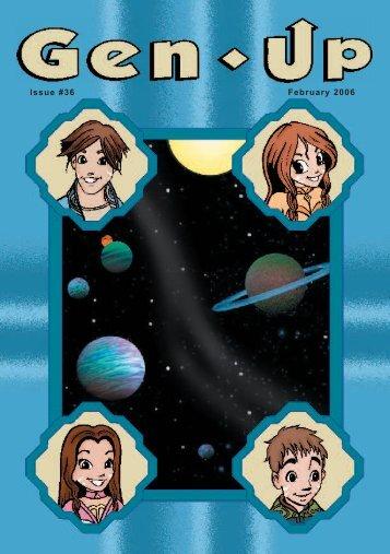 Issue #36 February 2006 - T F I O n l i n e