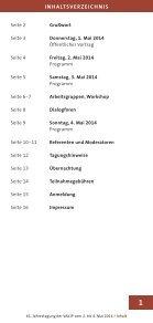 Tagungsprogramm (pdf) - Vereinigung Analytischer Kinder - Seite 3