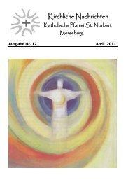 Ausgabe Nr. 12, April 2011 ( PDF -Datei, 463 kB) - Katholische ...