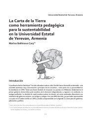 La Carta de la Tierra como herramienta pedagógica para la ...