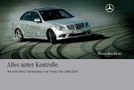 Alles unter Kontrolle. - Mercedes-Benz Niederlassung Rhein-Ruhr