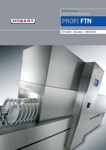 PROFI FTN Brochure 2009.pdf - Hobart Food Equipment