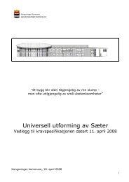 (1 Mb, pdf). - Kongsvinger Kommune