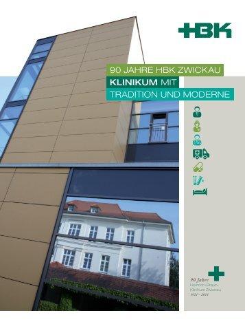 Hygiene, Umweltschutz - Heinrich-Braun-Klinikum Zwickau
