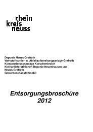 Entsorgungsbroschüre 2012 Barrierefrei, Broschüre, PDF , 496.9 KB