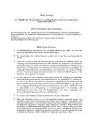 Satzung des VPU als druckbare PDF-Version