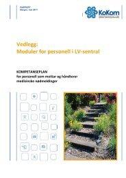 Modul for personell i LV PDF - KoKom