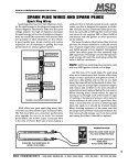 MSD Tech Line - MSD Powersports - Page 5