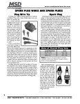 MSD Tech Line - MSD Powersports - Page 6