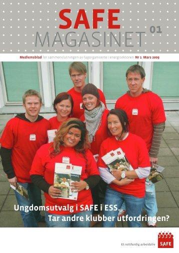 nr. 1-2009 - Safe