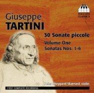 Booklet texts - Toccata Classics