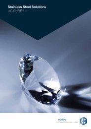 Stainless Steel Solutions UGIPURE ® - Ugitech