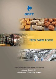 ที่นี่ - GFPT Public Company Limited