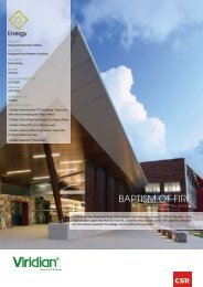 Margaret River Shire Offices - Viridian