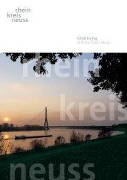 Good Living in Rhein-Kreis Neuss