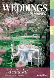 New Zealand Weddings Planner - Tangible Media