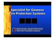 Fire Protection System - Marinedigital.com