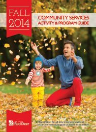 Fall-2014-Activity-Guide-City-of-Red-Deer