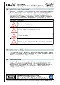 LR-InfraCal MANUAL - DRUCK & TEMPERATUR Leitenberger GmbH - Page 4