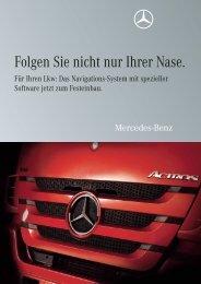 Folgen Sie nicht nur Ihrer Nase. - Mercedes-Benz Niederlassung ...