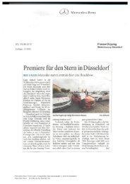 Zum Artikel - Mercedes-Benz Niederlassung Rhein-Ruhr