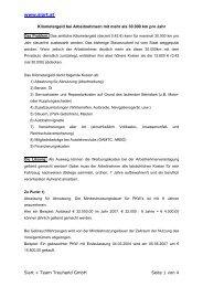 Hier - Siart und Team Treuhand GmbH