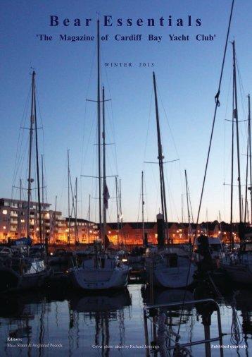 Bear Essentials - Cardiff Bay Yacht Club