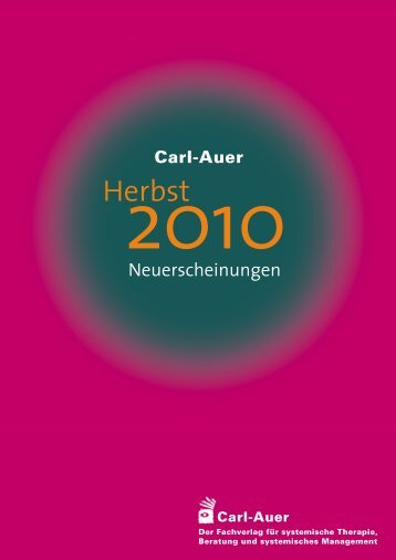 Herbst - Carl-Auer Verlag