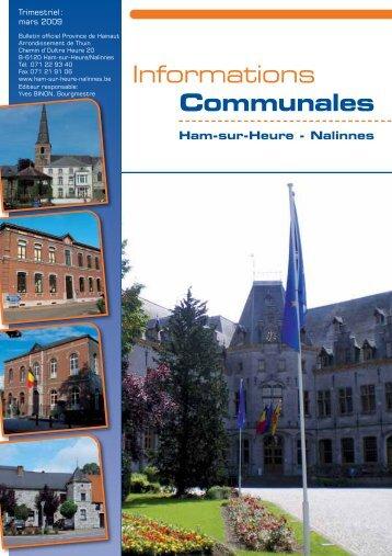 Mars - Ham-sur-Heure - Nalinnes