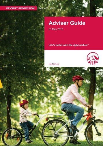 AIA Adviser Guide 210512 - riskinfo