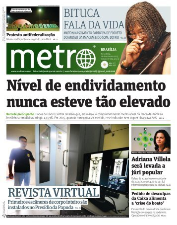 REVISTA VIRTUAL - Metro