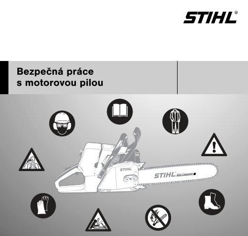 Bezpečná práce s motorovou pilou Stihl - Rizikové Kácení Stromů