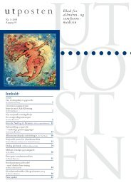 3. utgave av Utposten 2005 (PDF-format)