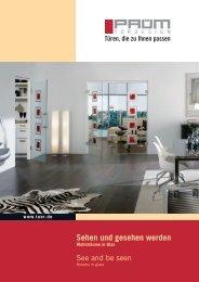Ganzglas-Katalog PDF